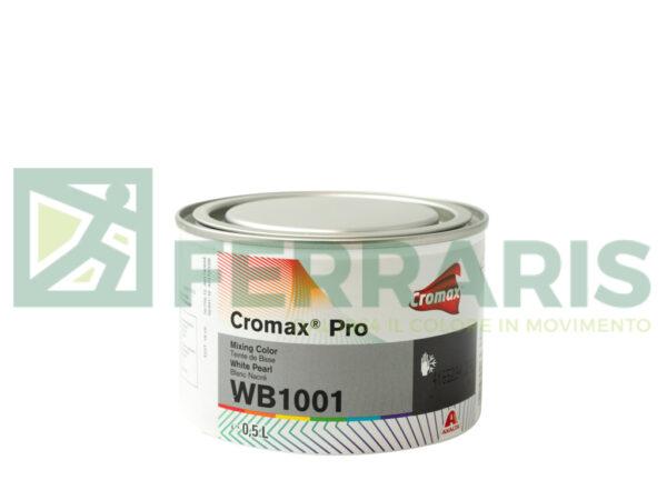 CROMAX PRO WB1001 BASE WHITE PEARL LITRI 0,5