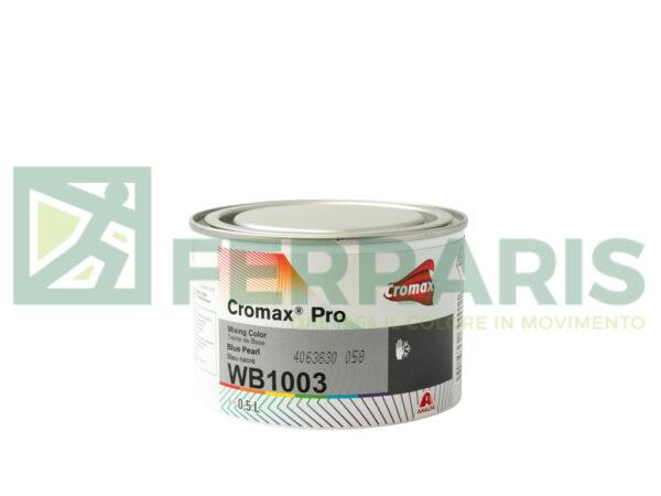 CROMAX PRO WB1003 BASE BLUE PEARL LITRI 0,5