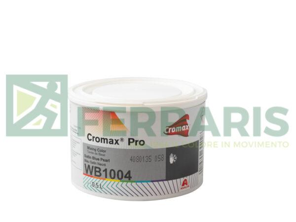 CROMAX PRO WB1004 BASE SATIN BLUE PEARL LITRI 0,5