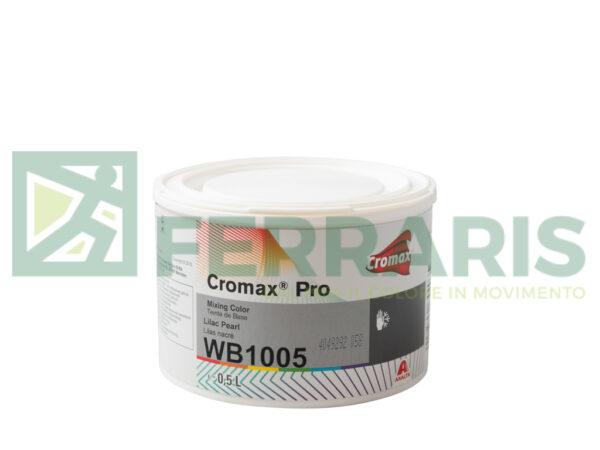 CROMAX PRO WB1005 BASE LILAC PEARL LITRI 0,5