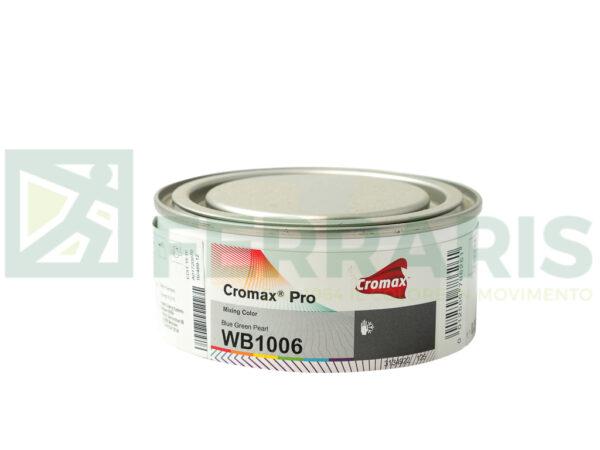 CROMAX PRO WB1006 BASE BLUE GREEN PEARL LITRI 0,25