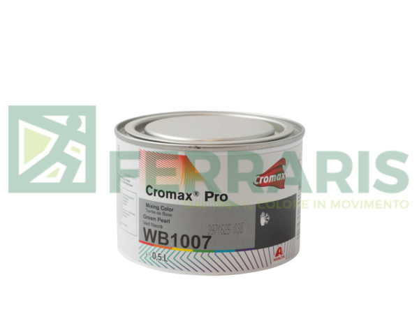 CROMAX PRO WB1007 BASE GREEN PEARL LITRI 0,5