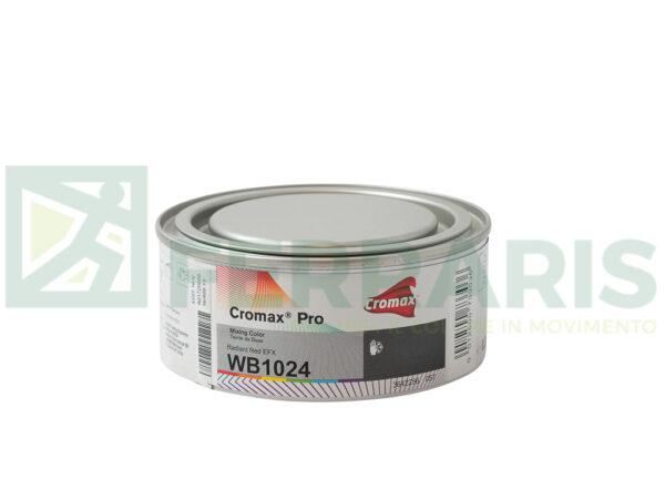 CROMAX PRO WB1024 RADIANT RED EFX LITRI 0,25