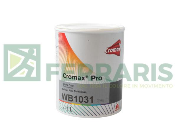 CROMAX PRO WB1031 MEDIUM FINE ALUMINIUM LITRI 1