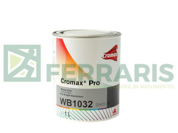 CROMAX PRO WB1032 FINE BRIGHT ALUMINIUM LITRI 1