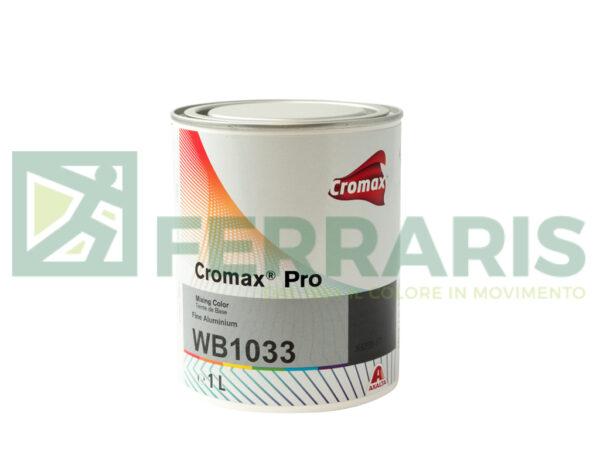 CROMAX PRO WB1033 FINE ALUMINIUM LITRI 1