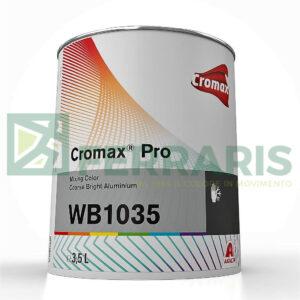 CROMAX PRO WB1035 COARSE BRIGHT ALUMINIUM LITRI 1