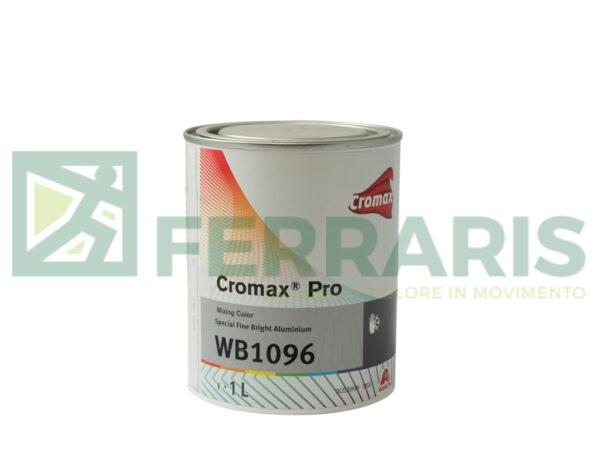 CROMAX PRO WB1096 SPECIAL FINE BRIGHT ALUMINIUM LITRI 1