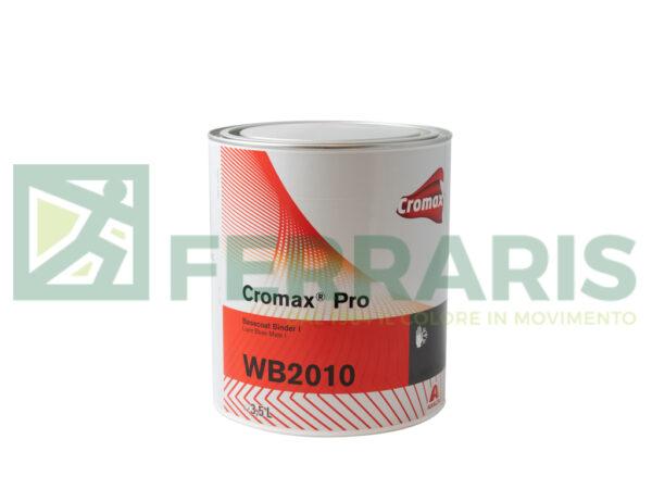 CROMAX PRO WB2010 RESINA LITRI 3,5