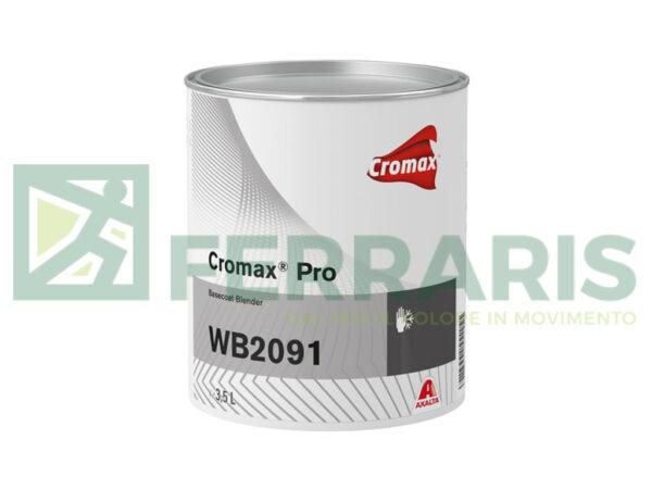 CROMAX PRO WB2091 RESINA LITRI 3,5