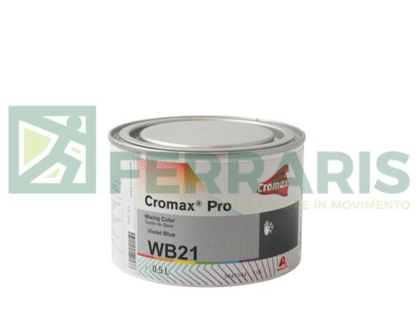 CROMAX PRO WB21 BASE OPACA VIOLET BLUE LITRI 0,5