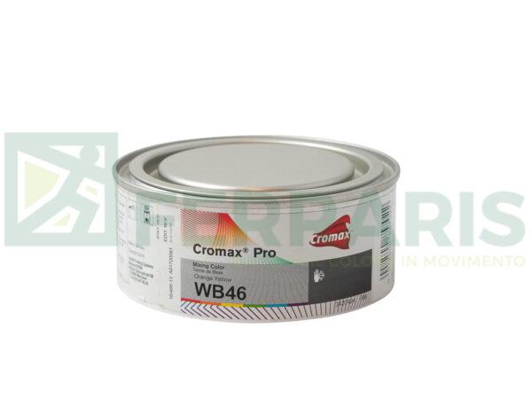 CROMAX PRO WB46 BASE OPACA ORANGE YELLOW LITRI 0,25