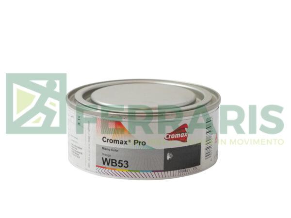 CROMAX PRO WB53 BASE OPACA ORANGE LITRI 0,25