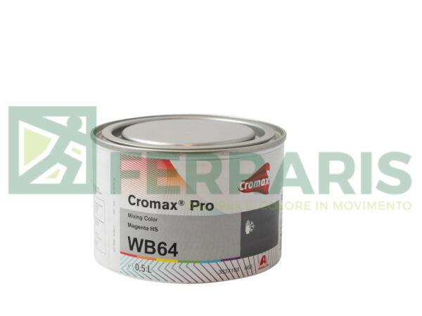 CROMAX PRO WB64 BASE OPACA MAGENTA HS LITRI 0,5