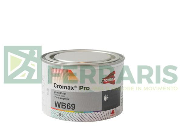 CROMAX PRO WB69 BASE OPACA PURE MAGENTA LITRI 0,5