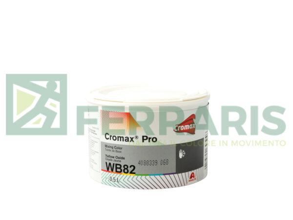 CROMAX PRO WB82 BASE OPACA YELLOW OXIDE LITRI 0,5