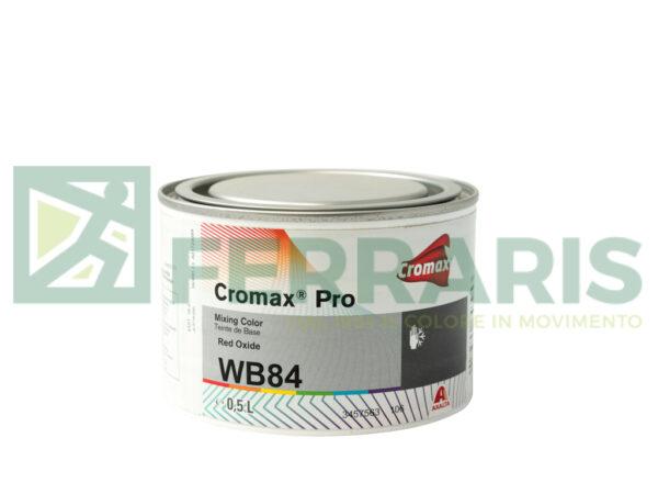 CROMAX PRO WB84 BASE OPACA RED OXIDE LITRI 0,5