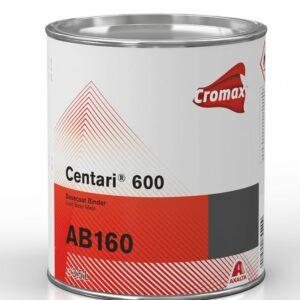 CROMAX – VERNICIANTI – LEGANTI – CROMAX RESINA AB160 CENTARI 600 LITRI 3,5
