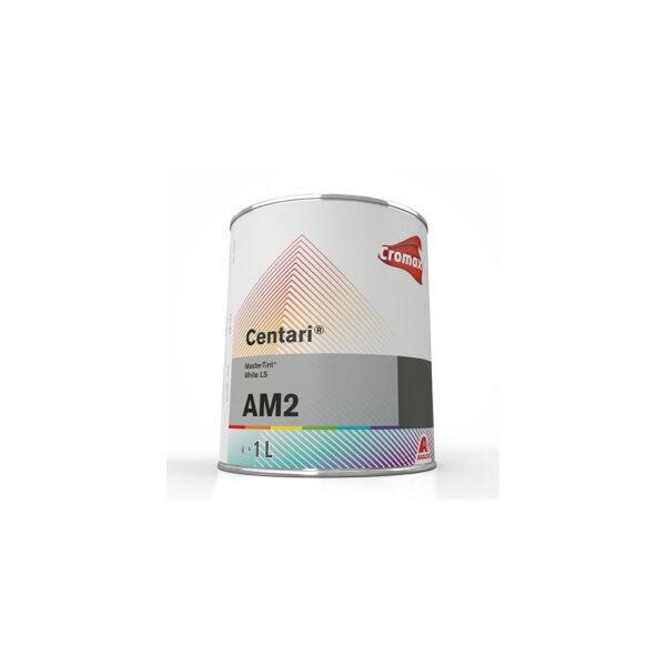 CROMAX – VERNICIANTI – BASI OPACHE – CROMAX AM02 CENTARI BASE WHITE LS LITRI 1