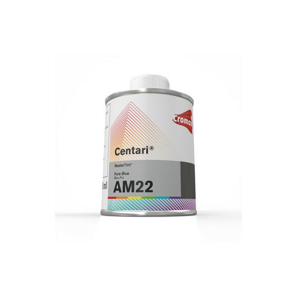 CROMAX AM220 CENTARI BASE MASTER TINTA PURE BLUE LITRI 0,1