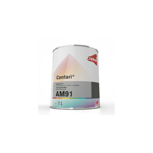 CROMAX AM91 CENTARI BASE TRANSOXIDE RED LITRI 1