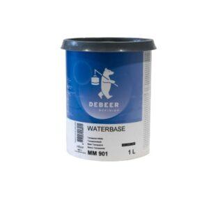 DEBEER WATERBASE MM 901 WHITE TRASP.LT1