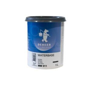 DEBEER WATERBASE MM 911 SPECIAL BLACK 1 lt