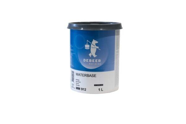 DEBEER WATERBASE MM 912 MIX BLACK 1 lt