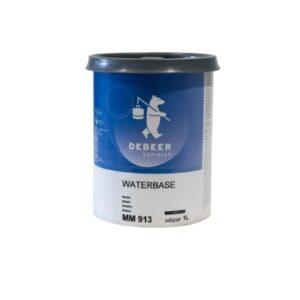 DEBEER WATERBASE MM 913 METALLIC 1 lt