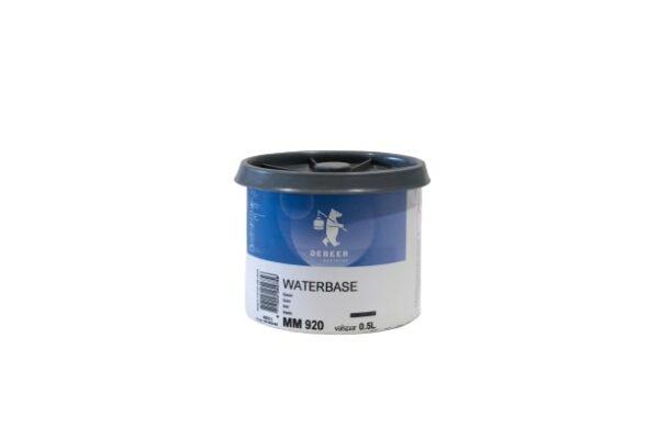 DEBEER WATERBASE MM 920 GREEN 0,5 lt