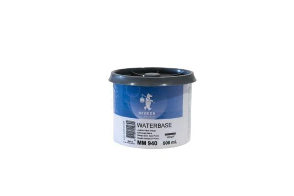DEBEER WATERBASE MM 940 LEADFREE YELLOW ORANGE 0,5 lt