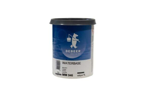DEBEER WATERBASE MM 946 BLUE GREEN 1 lt