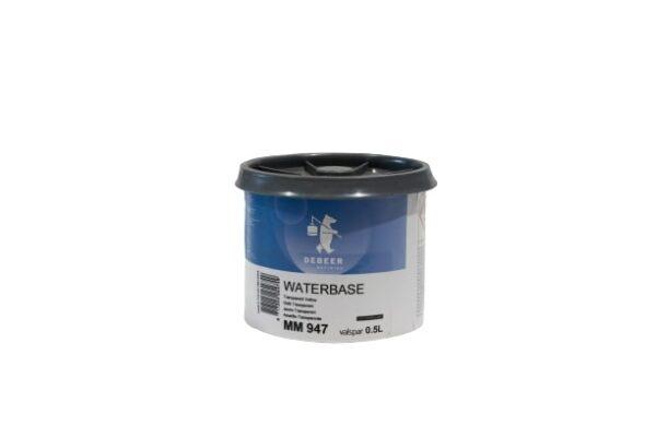 DEBEER WATERBASE MM 947 TRASPARENT YELLOW 0,5 lt