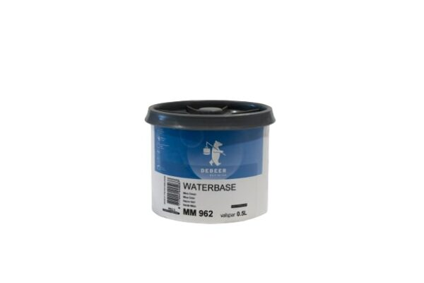 DEBEER WATERBASE MM 962 MICA GREEN 0,5 lt