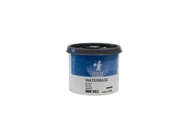 DEBEER WATERBASE MM 963 MICA YELLOW 0,5 lt