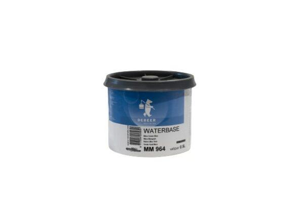 DEBEER WATERBASE MM 964 MICA GREEN BLUE 0,5 lt