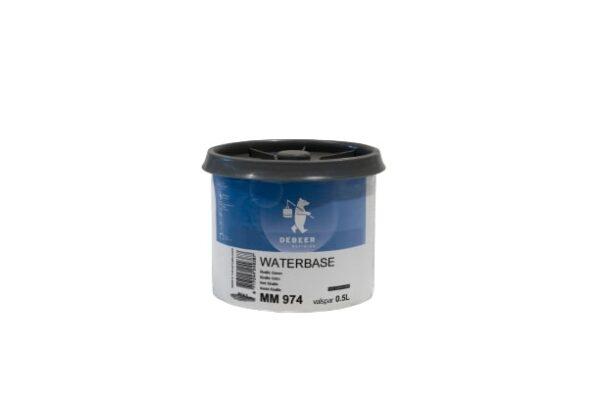 DEBEER WATERBASE MM 974 XIRALL GREEN 0,5 lt