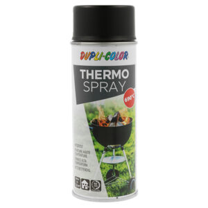 DUPLI-COLOR 467554 VERNICE PER ALTE TEMPERATURE ROSSO 300°C 400 ml