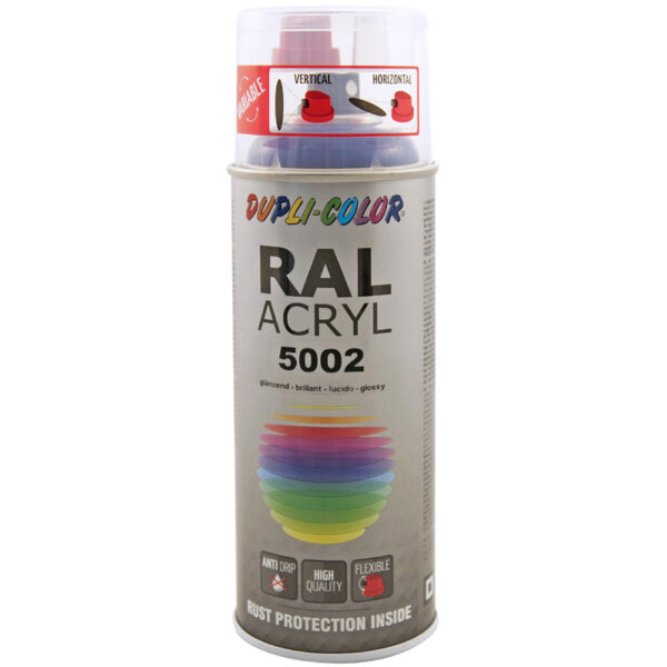 DUPLI-COLOR SPRAY RAL 9005 NERO PROFONDO OPACO 400 ml