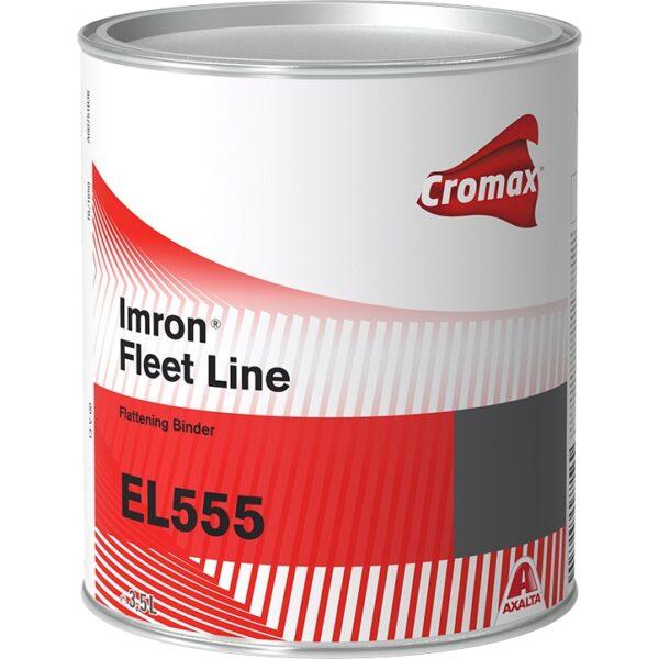 CROMAX EL555 RESINA OPACA IMRON LITRI 3,5