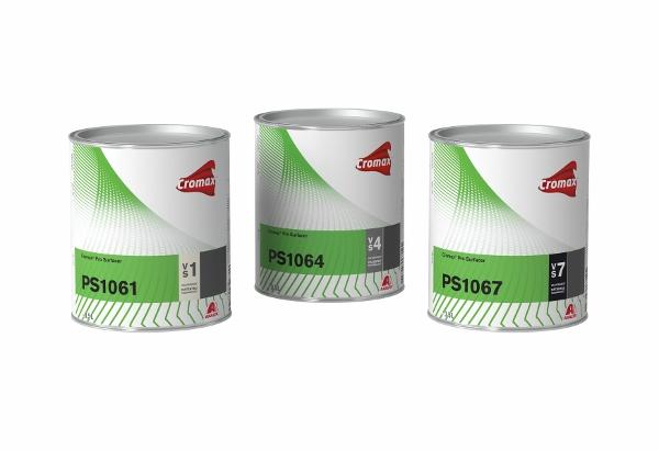 CROMAX FONDO PS 1061 1064 1067 GRIGIO/ BIANCO/ NERO 10,5 lt
