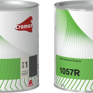 CROMAX KIT R1051 R1057 FONDS gris clair / foncé 2 X 3,5 LT