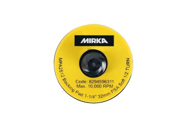 MIRKA PLATORELLO QUICK LOCK SOFT ADESIVO DIAMETRO 32 MM PEZZI 1