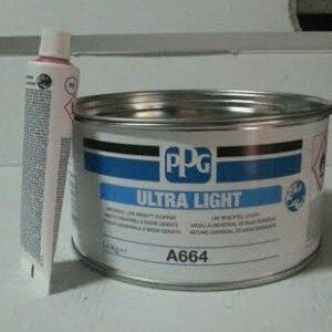 PPG A664 STUCCO GRIGIO PADELLA KG 1,4