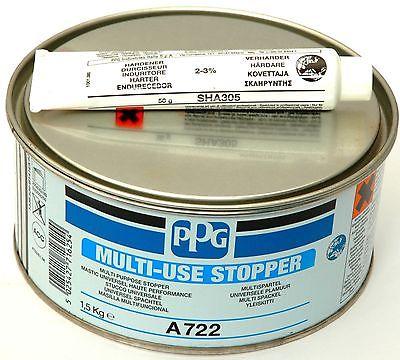 PPG A722 STUCCO BEIGE PADELLA 1,5 KG