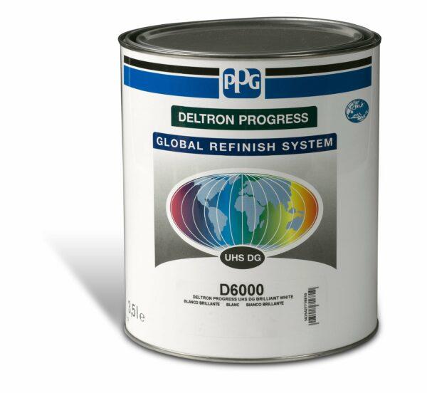 PPG D6000 DELTRON UHS WHITE LITRI 3,5