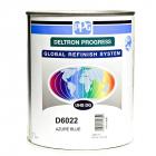 PPG D6022 DELTRON UHS AZURE BLUE LITRI 1