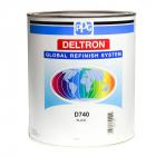 PPG D740 DELTRON BLACK LITRI 3.5