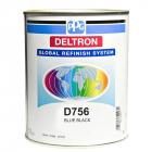 PPG D756 DELTRON BC BLUE BLACK LITRI 1