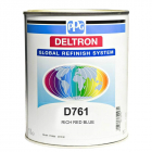 PPG D761 DELTRON BC RICH RED BLUE LITRI 1
